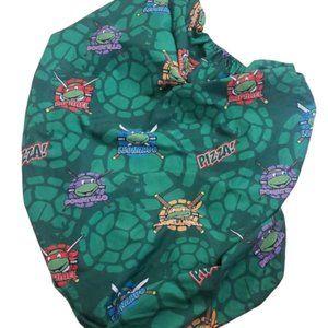 3/$20 Ninja Turtle Fitted Crib Sheet